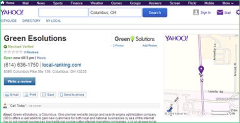 Verify your listing
