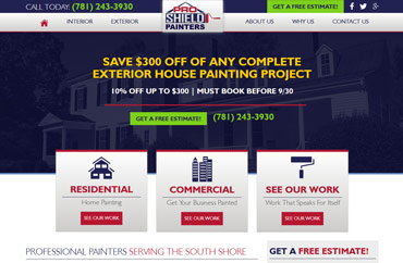southshorepainters.com